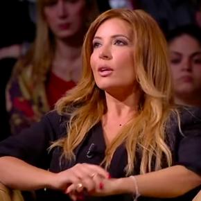 """Selvaggia Lucarelli verso la vice direzione di """"Domani"""", il nuovo quotidiano di Carlo DeBenedetti"""