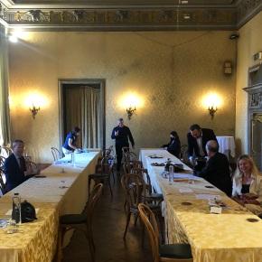 Ordine dei giornalisti del Piemonte, prima riunione post emergenzavirus