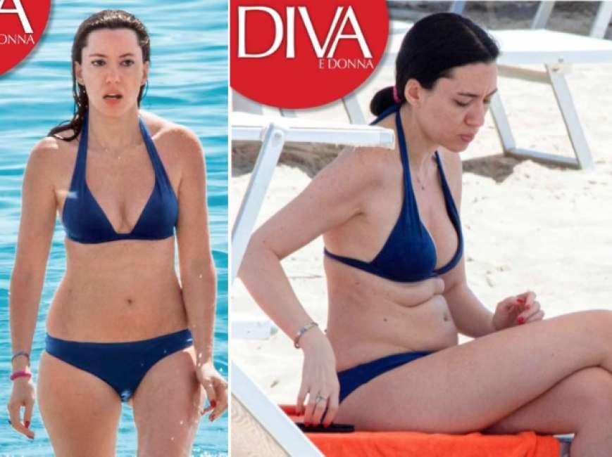 La ministra Azzolina in bikini, Dagospia sul banco degli imputati. La furia  degli indignados dei social | Il Times