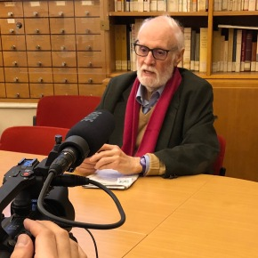 Se n'è andato Roberto Franchini, storico capo delle Province alla Stampa. Nella video intervista racconta la suastoria