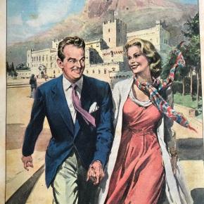 Il Centro Studi sul giornalismo Pestelli acquisisce la collezione rilegata della Domenica del Corriere del 1948 e1956