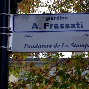 Biella intitola una piazza ad Alfredo Frassati, fondatore de LaStampa