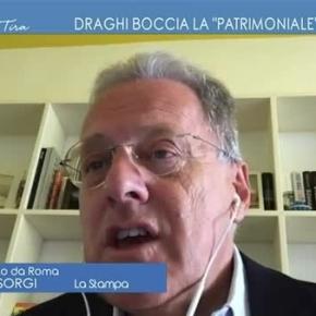 Marcello Sorgi sulla patrimoniale proposta da Letta: chi ha un appartamento da 1 milione di euro non è ricco. Tutti abbiamo abitato in case così con i nostrifigli